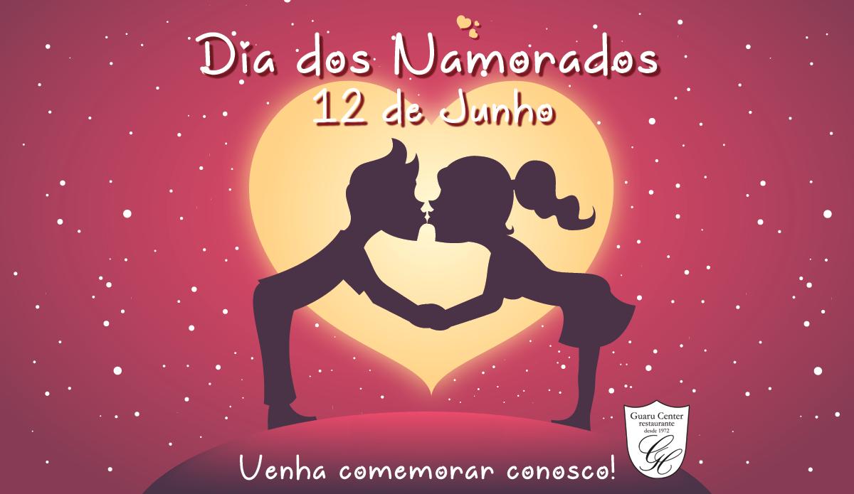 Promoção Dia dos Namorados no Guaru Center